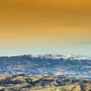 Idaho Landscape No. 2 Poster