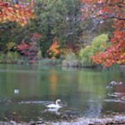 An Idyllic Autumn Poster
