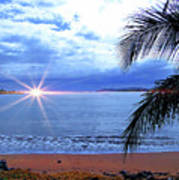 Idyllic Paradise In Bocas Del Toro, Panama II Poster