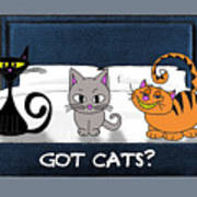 If You Have Cats Poster