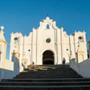 Iglesia San Andres Apostol - Apaneca 4 Poster