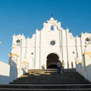 Iglesia San Andres Apostol - Apaneca Poster
