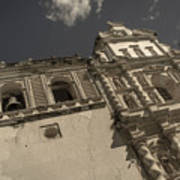 Iglesia San Francisco - Antigua Guatemala Xii Poster