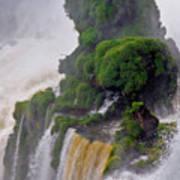 Iguazu Falls Viii Poster