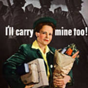 I'll Carry Mine Too Poster