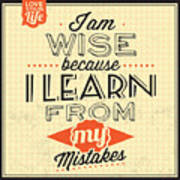 I'm Wise Poster