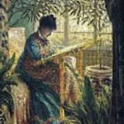 Image 348 Claude Oscar Monet Poster