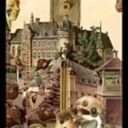 Imaginary Postcard  3 Poster