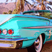 Impala Convertible Poster