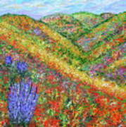 Impressionism- Flowers- Dreaming Of Spring Poster