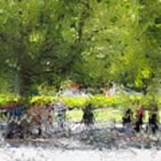 Impressionist Series #2 Poster