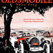 In My Merry Oldsmobile Poster