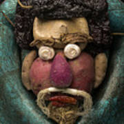 In The Manner Of Arcimboldo Poster