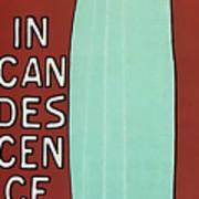Incandescence Par Le Gaz  1892 Poster