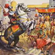 Incas Poster