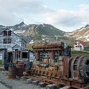 Independence Mine Poster