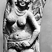 India: Jain Sculpture Poster