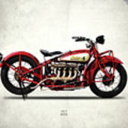 Indian 401 1928 Poster