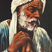 Indian Man Poster