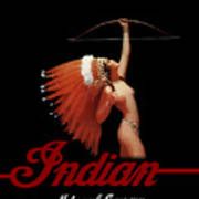 Indian Motorcycle Company Poster