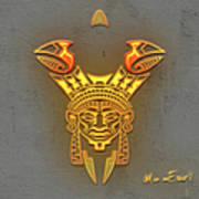 Indian Totem Poster