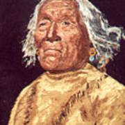 Indian Warrior Poster