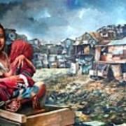 Indigent Life Poster