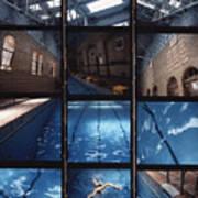 Indoor Pool Poster