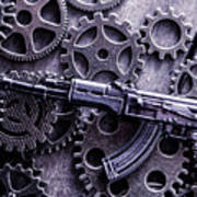 Industrial Firearms  Poster