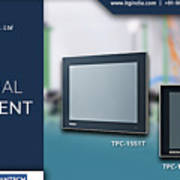 Industrial Thin Client - Itg India Poster