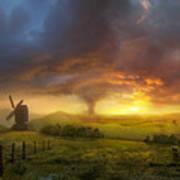 Infinite Oz Poster by Philip Straub