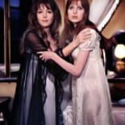 Ingrid Pitt And Madeline Smith Poster