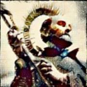 Inigo At Manresa Poster
