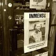 Inmenso Cohiba Poster