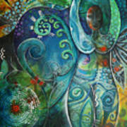 Inner Goddess By Reina Cottier Poster