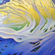 Inner Ocean - Joy Poster