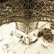 Inside Eiffel Poster