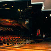 Inside Grand Ole Opry Nashville Poster