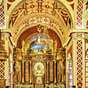 Inside The Basilica Poster