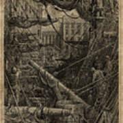 Inside The Dock Poster