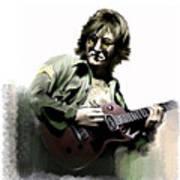 John Lennon Instant Karma Too Poster