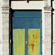 Interesting Door Poster