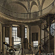 Interior Of The Radcliffe Observatory Poster