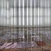 Interior Wall World Financial Center Poster