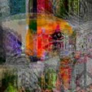 Intuitional Abstract Poster