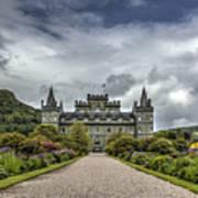 Inveray Castle Poster