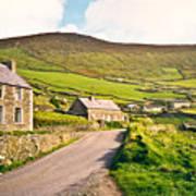 Ireland Farmland Poster