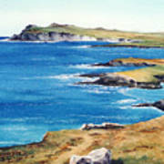 Ireland Sea Poster