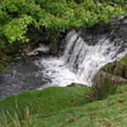 Ireland Waterfalls Poster