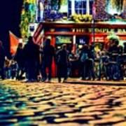Irish Bar Poster